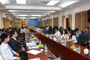 Hội thảo khoa học Công nghệ bê tông nhựa tiên tiến trong xây dựng, bảo trì đường bộ và định hướng sử dụng tại Việt Nam