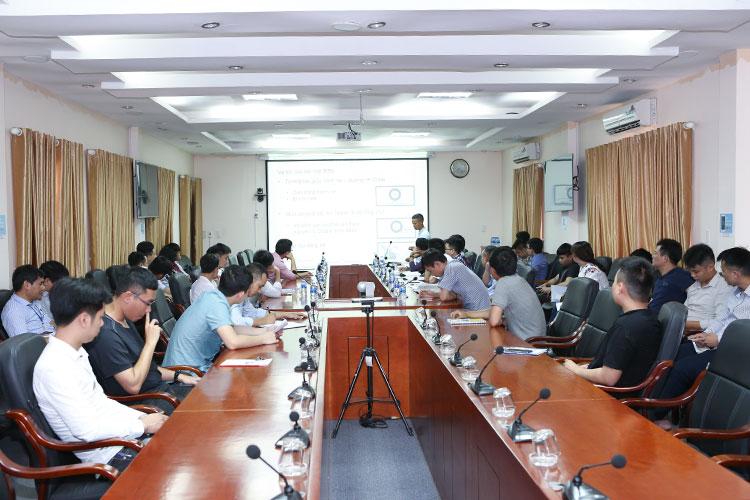 """Hội thảo chuyên đề """"Công nghệ mới cho hạ tầng giao thông thành phố về vật liệu, năng lượng và kết nối"""""""