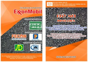 Giấy mời Hội thảo quốc tế về các giải pháp kết cấu và công nghệ mặt đường asphalt đáp ứng yêu cầu phát triển GTVT bền vững ở Việt Nam – Lần thứ 2, năm 2018